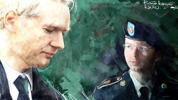 Милость Обамы: почему ее не дождутся ни Ассанж, ни Сноуден