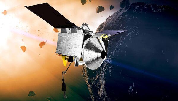 Американский астероидный проект под названием OSIRIS-REx