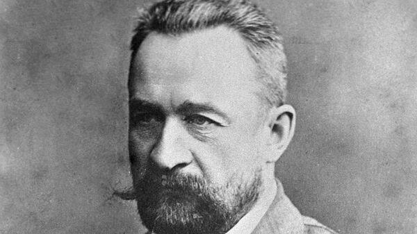 Георгий Евгеньевич Львов, министр-председатель и министр внутренних дел Временного правительства, Петроград. 1917