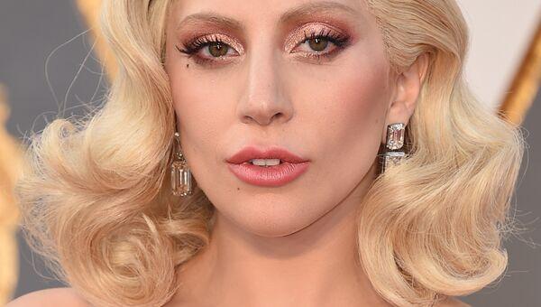 Леди Гага. Архивное фото