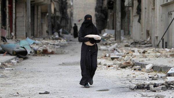 Жизнь в Алеппо
