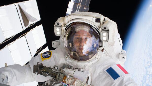 Астронавт ESA Тома Песке. Архивное фото