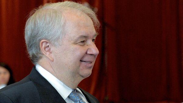 Посол России в США Сергей Кисляк. Архивное фото