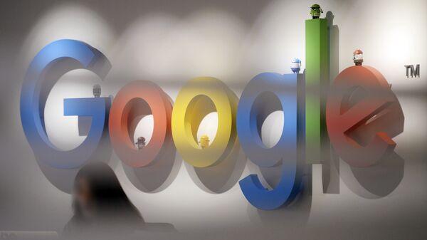 Офис компании Google. Архивное фото