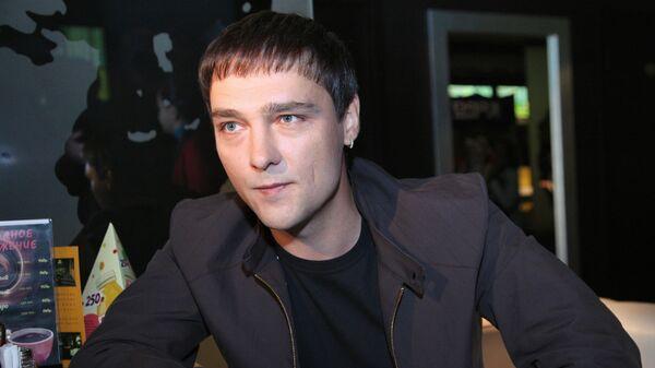 Юрий Шатунов на премьере фильма Ласковый май