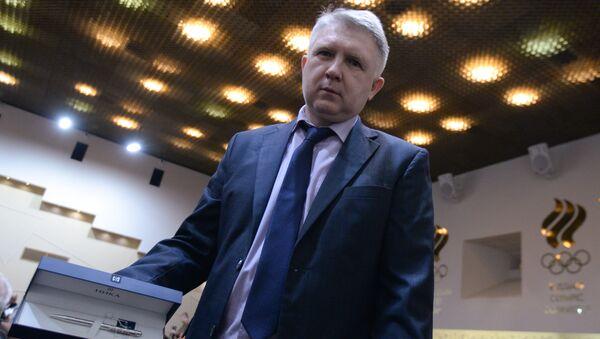 Специальный корреспондент агентства Р-Спорт Олег Богатов получил приз FIAS Серебряное перо
