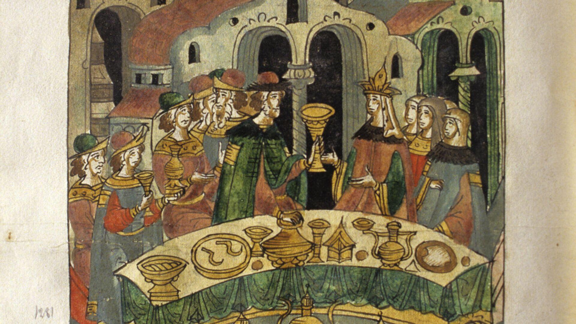 Археологи нашли место Судбищенской битвы с крымским ханом