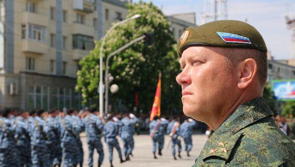 Олег Анащенко. Архивное фото
