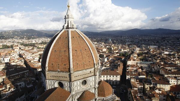 Дуомо во Флоренции, Италия