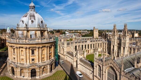 Оксфорд, Англия. Архивное фото