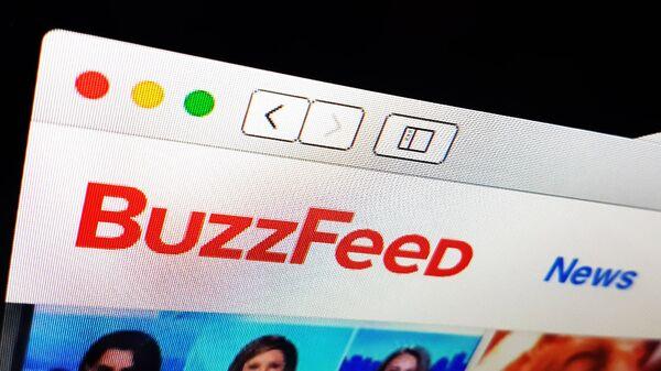 Сайт BuzzFeed