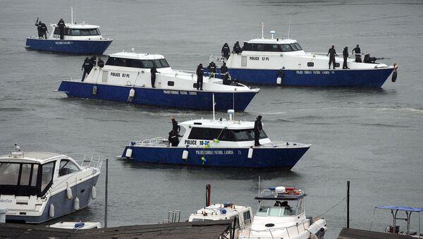 Морская полиция Нигерии. Архив