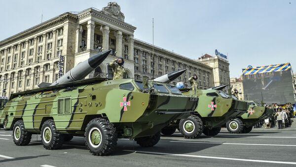 Ракетные комплексы 9К79 Точка-У вооруженных сил Украины