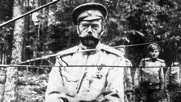 Одна из последних фотографий Николая II, сделанная во время его ссылки в Тобольск