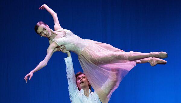 Прима-балерина Большого театра РФ Ольга Смирнова. Архивное фото