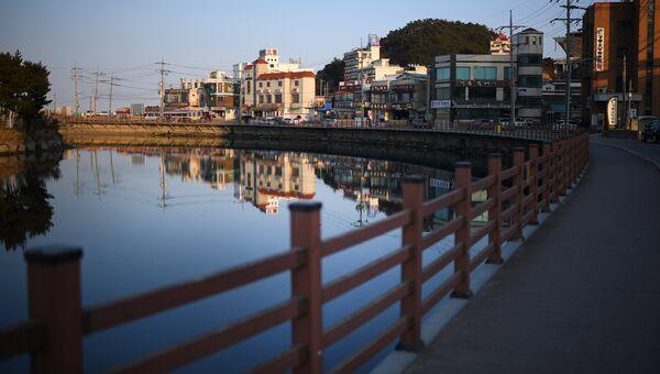 Южная Корея. Архивное фото