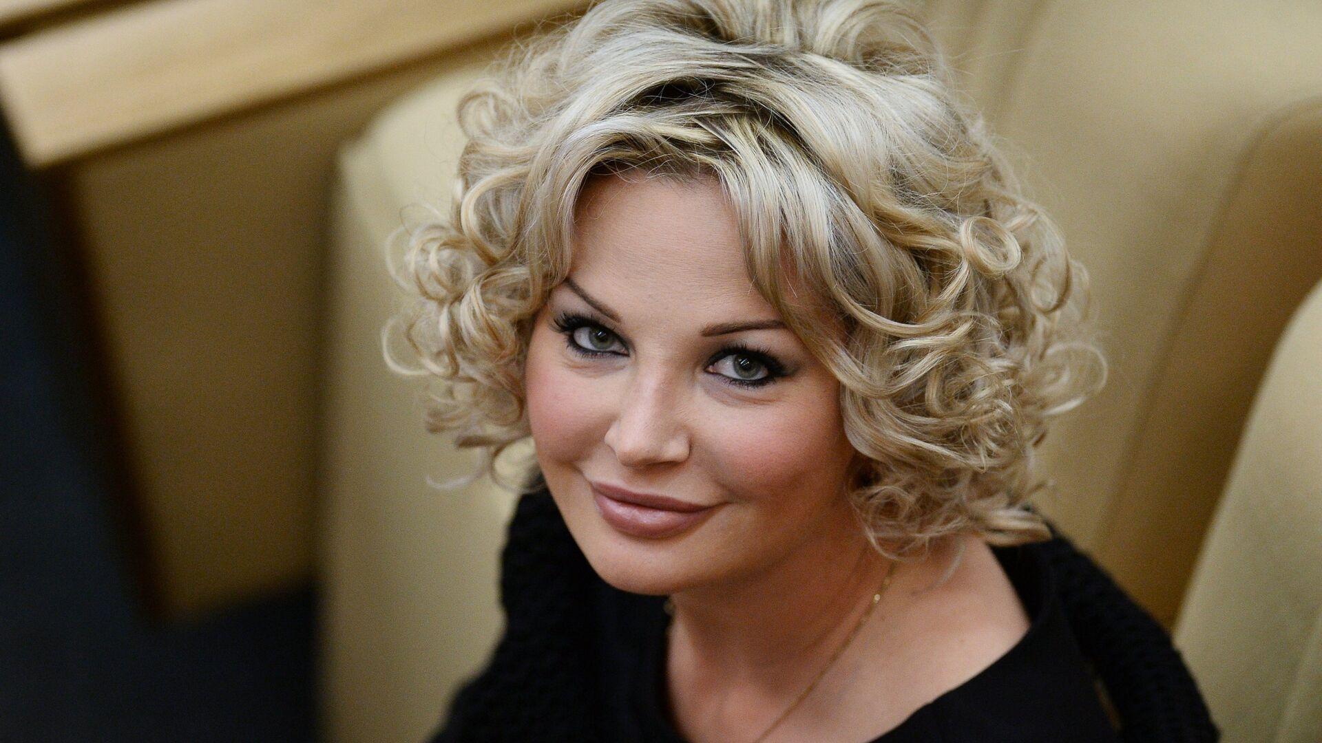Квартиру Марии Максаковой обокрали на полмиллиона долларов