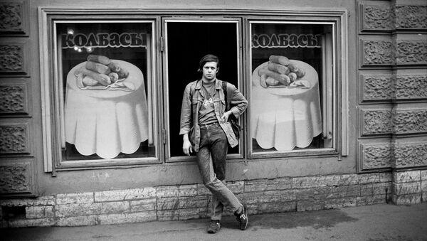 Борис Гребенщиков, Ленинград, 1986