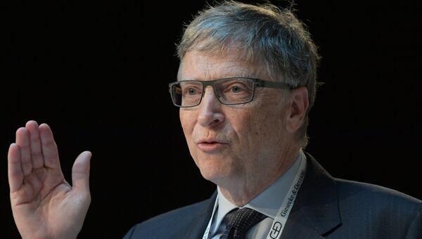 Билл Гейтс. Архивное фото.