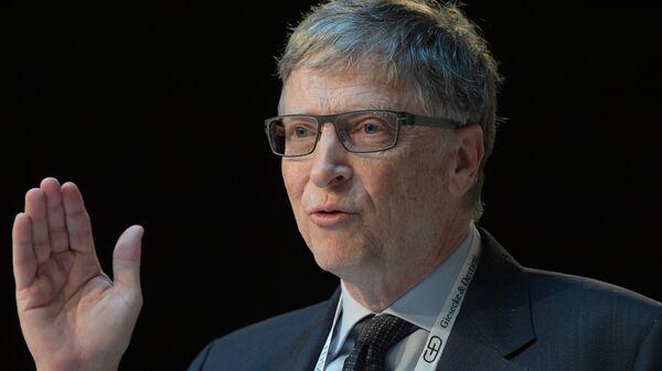 Бывший генеральный директор Microsoft Билл Гейтс