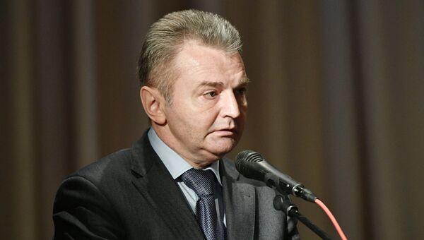 Замминистра здравоохранения Игорь Каграманян на вечере памяти Елизаветы Глинки. 20 февраля 2017