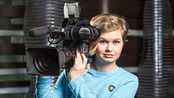 Кристина Зайцева, телеоператор, 30 лет