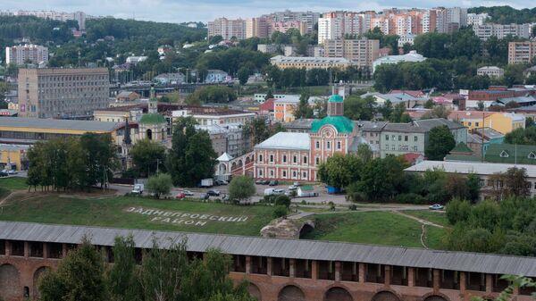 Города России. Смоленск