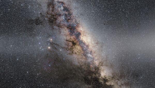 Фотография Млечного пути