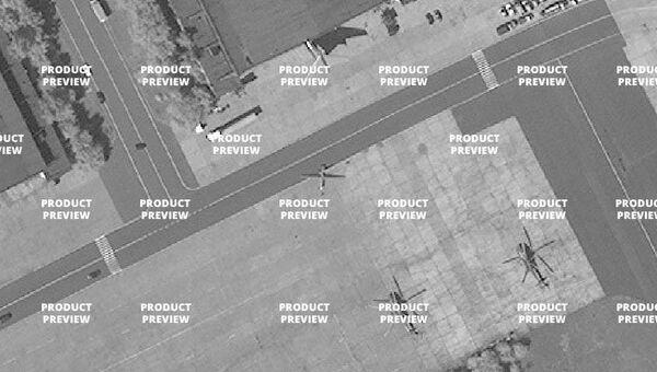 Изображение российского летательного аппарата впервые попало на спутниковые снимки на ресурсе Terraserver.com