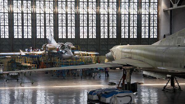Казанский авиационный завод получил более 33 млрд рублей на реконструкцию