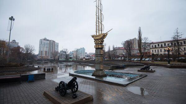 Города России. Липецк. Архивное фото