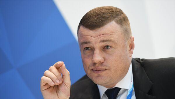 Губернатор Тамбовской области Александр Никитин. Архивное фото