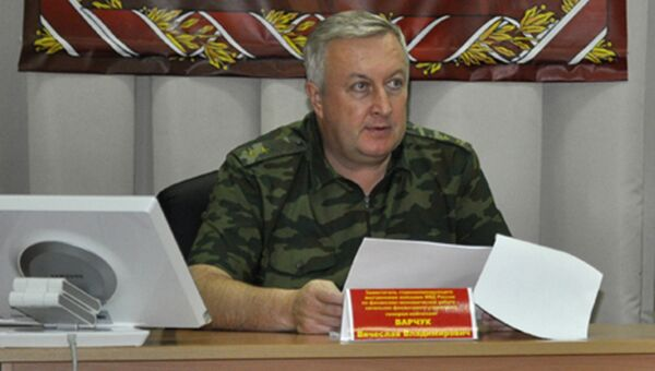 Генерал-лейтенант Вячеслав Варчук. Архивное фото