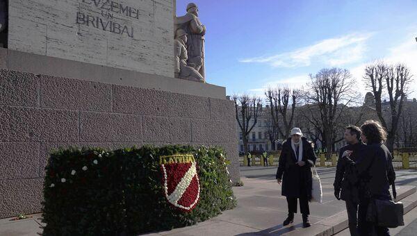 День легионеров в Риге. 16 марта 2017