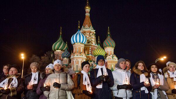 WWF России объявил конкурс на звание столицы Часа Земли