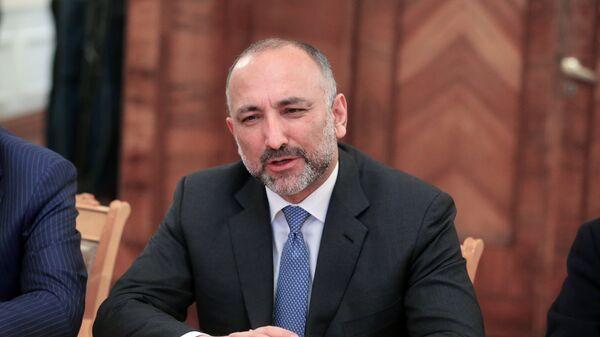 Советник президента Афганистана по национальной безопасности Ханиф Атмар