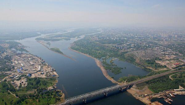 Красноярский алюминиевый завод сократит выбросы в атмосферу к концу 2018
