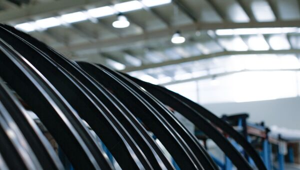 Компания Hyperloop Transportation Technologies. Архивное фото