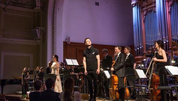 Оркестр Курентзиса отыграл блистательный концерт в поддержку детей-бабочек