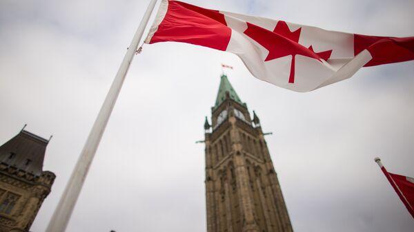 Здание парламента Канады в Оттаве. Архивное фото