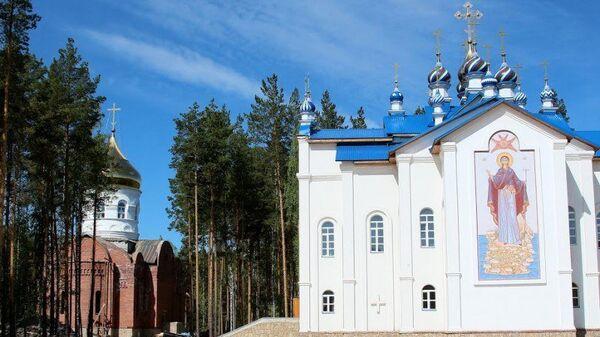 Среднеуральский женский монастырь. Архивное фото