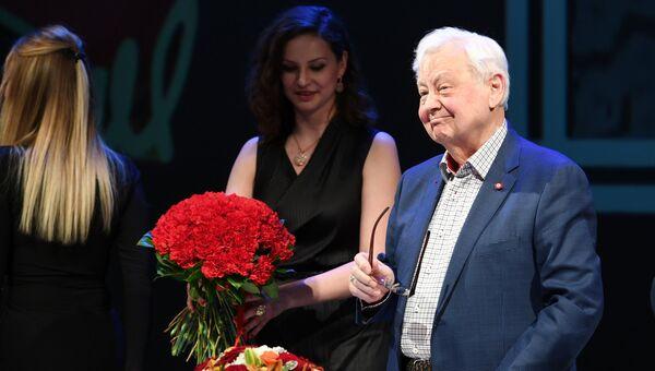 Основатель, художественный руководитель театра Олег Табаков. Архивное фото