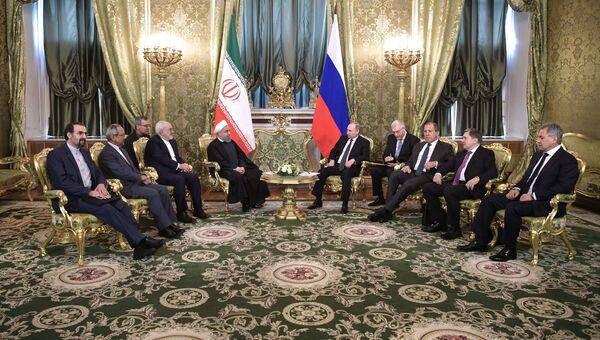 Межгосударственные отношения России и Ирана - РИА Новости, 03.03.2020