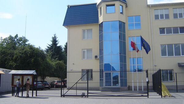 Здание Генерального Консульства Республики Польша в Луцке. Архивное фото
