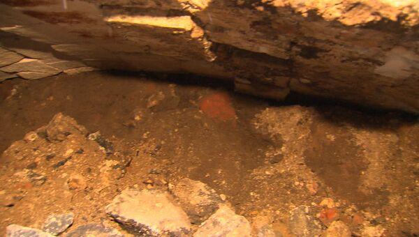 Тайная подземная комната в центре Москвы – археологическое открытие на Лубянке