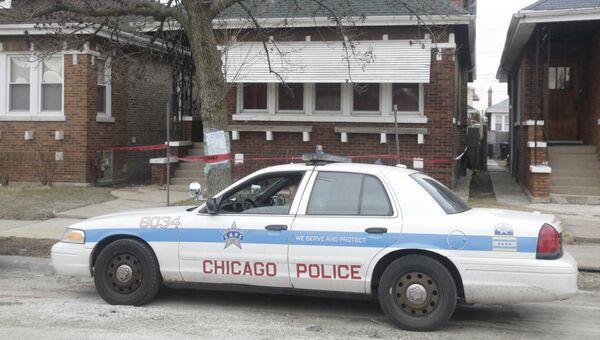 Автомобиль полиции, США. Архивное фото