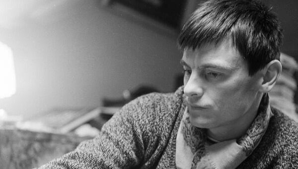 Кинорежиссер Андрей Тарковский. Архивное фото