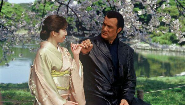 Кадр из фильма Тень якудза