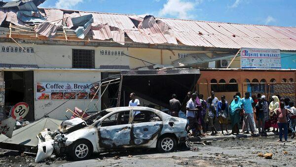 Могадишо, Сомали. Архивное фото