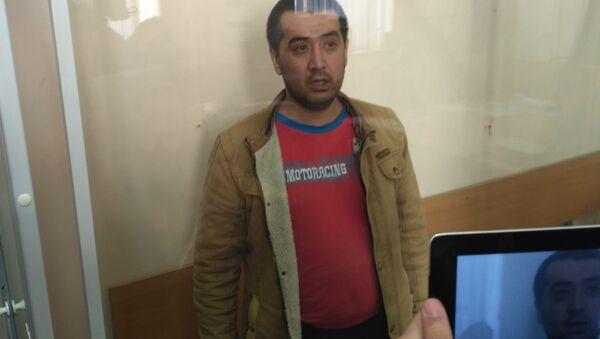 Первый подозреваемый в вербовке Атабек Рустамов